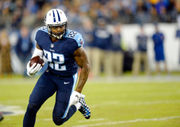 Dion Lewis eager to play with 'another great back' in Derrick Henry