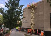 Park, parking lot get improvements for new Museum High School