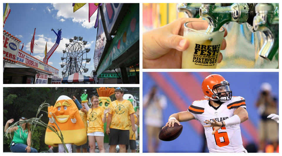20 things to do in Cleveland the weekend of August 8-11