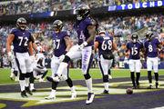 Baltimore Ravens rebound from poor start to beat Denver Broncos, 27-14