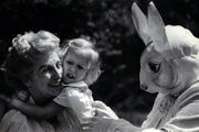 Scary Easter bunny photos from The Times-Picayune archives
