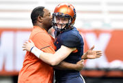 Syracuse QB Rex Culpepper scores 'surreal' TD amid cancer fight (photos, video)