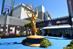 A red-carpet look at the stars arriving at the 2018 Primetime Emmy Awards.