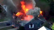 Officials received more than 150 emergency calls during explosions in Lawrence, North Andover, Andover Thursday night