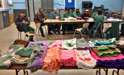 Cons and Crochet: Auburn prisoners make hats, scarves and blankets for babies