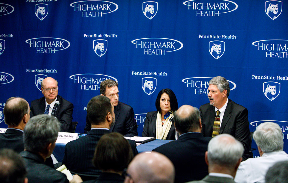 Central Pa. health care heavyweights promise the previously-impossible: lower health care costs