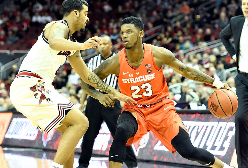 Syracuse basketball gets crucial road win at Louisville ...