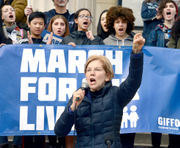 March for Our Lives: Massachusetts lawmakers speak out against gun violence at national rally, sister marches