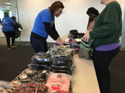 'This is what we do': Jersey City Rotary Club packs and delivers dozens of winter clothes