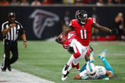 Julio Jones down one spot in NFL's Top 100 this year
