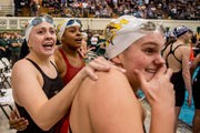 Michigan's top girls' swimmers compete in state finals at EMU
