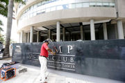 Trump name comes off Panama hotel after judge, police intervene