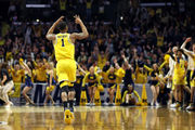 You've gotta see these photos from Michigan's blowout win over Texas A&M