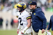 Shea Patterson's first taste of the Michigan-MSU rivalry ends in victory