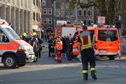 Van plows into crowd in northern German city of Münster, killing at least 3