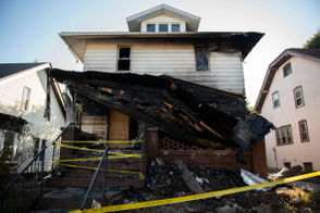 A fire took the lives of two males, an 18-year-old and a 62-year-old, around 1am on Saturday, Sept. 21, 2018