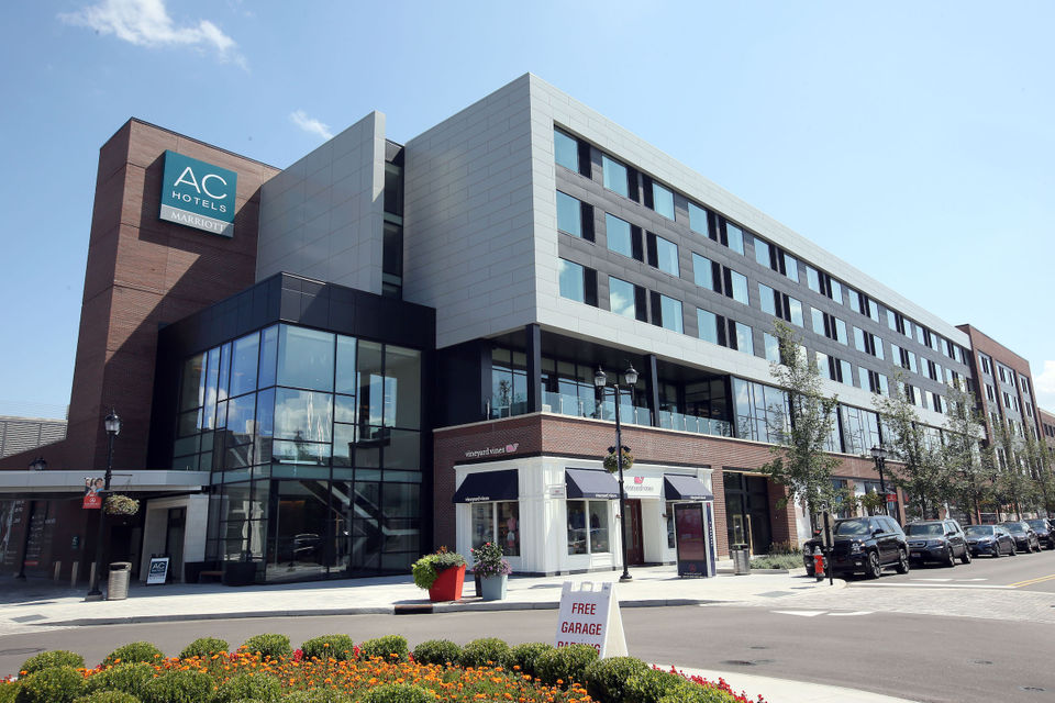 Ac Hotel Opens At Pinecrest Cleveland S
