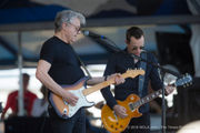 The Steve Miller Band rockin' me (and the crowd), baby, at Jazz Fest