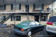 Coroner identifies father, son killed in Metairie fire