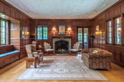 Historic Tudor estate is available for auction in the Southern Tier