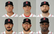 Can you name these 20 Red Sox players who are at spring training right now?