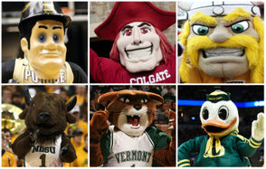 March Madness is here, and some of you will fill out your NCAA Tournament bracket based on hours and hours of watching games, poring over statistical breakdowns and charting every matchup. And some of you will take another tried and true approach. Mascots!  (Duh.) And so, in what is an NJ.com tradition, here is our comprehensive and completely unscientific and utterly ridiculous ranking of all the 68 mascots in the 2019 NCAA Tournament field. Enjoy!