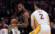 Will LeBron take his Nike shoes to the Lakers, 76ers or Rockets?
