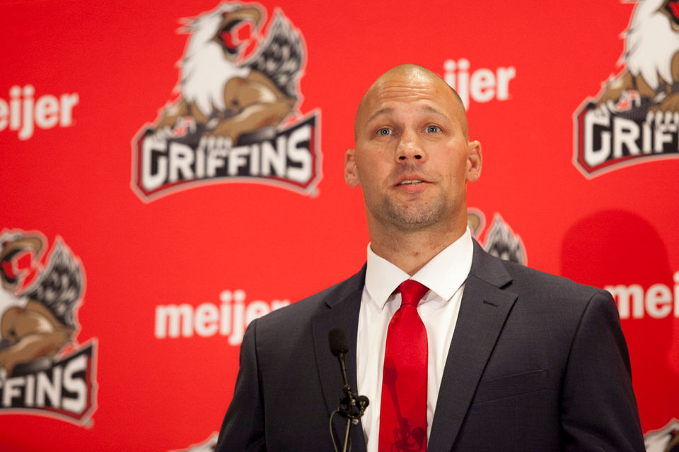 AHL: How Ben Simon Became Griffins Coach And What Worried Organization Most