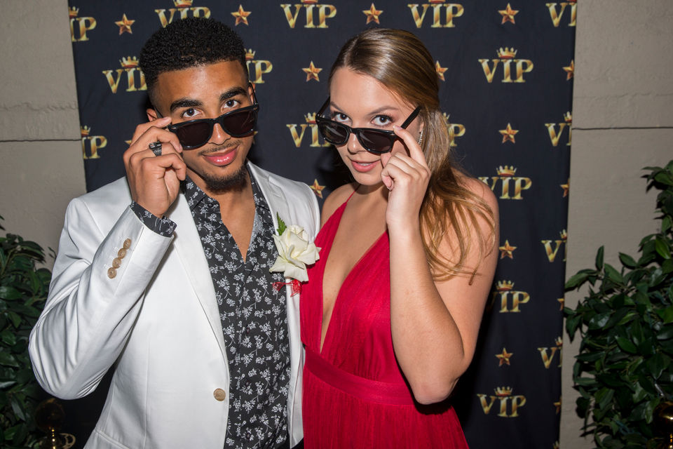 Reeths Puffer Prom 2018 Gives Students A Night On The Red