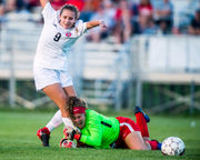 Grand Blanc girls bid farewell to KLAA by winning 1st soccer title