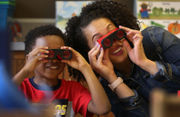 Centers for Families and Children early learning center opens in Maple Heights library (photos)