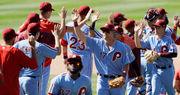 Phillies beat Rockies, 9-3, behind Vince Velasquez's no-hit bid, offensive outburst: recap, box score