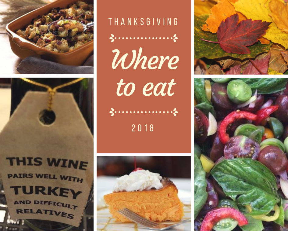 Thanksgiving 2018 Staten Island Restaurants Open And Taking