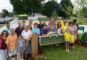 Ceremonia celebra la renovación del Parque Jaime Ulloa en Springfield