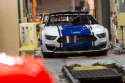 Ford reveals NASCAR Mustang model set to debut at Daytona 500 in 2019