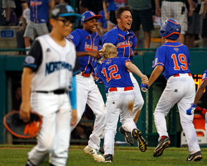 "By Lee Thompson | lthomps2@mlive.com Follow on Twitter SOUTH WILLIAMSPORT, PA -- The impossible is still impossible. But everything else, it seems, is doable for the Grosse Pointe Woods-Shores Little League team. Facing a daunting deficit on the grandest stage of youth sports, Woods-Shores delivered a most improbable comeback -- yet again -- to snare a jaw-dropping 5-4 win over Idaho in the first round of the Little League World Series. Trailing Idaho 4-1 and showing little sign of life with its bats through five innings, Woods-Shores took full advantage of its final swings. Its four-run, final-inning rally left everybody at famed Howard J. Lamade Stadium -- and a worldwide ESPN audience -- in a stunned state. ""We believe that we can kind of do anything,"" Woods-Shores manager Kurt Barr told ESPN during an on-field interview after the game. (RELATED: Michigan champs cleared following Little League squabble) (RELATED: Michigan champs get big-league treatment at World Series)"