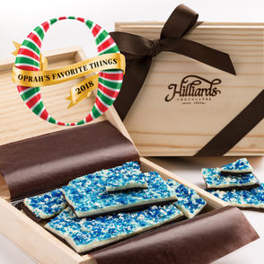 Hilliard's landed on Oprah's Favorite Things List, giving the Massachusetts candy shop some national recognition.