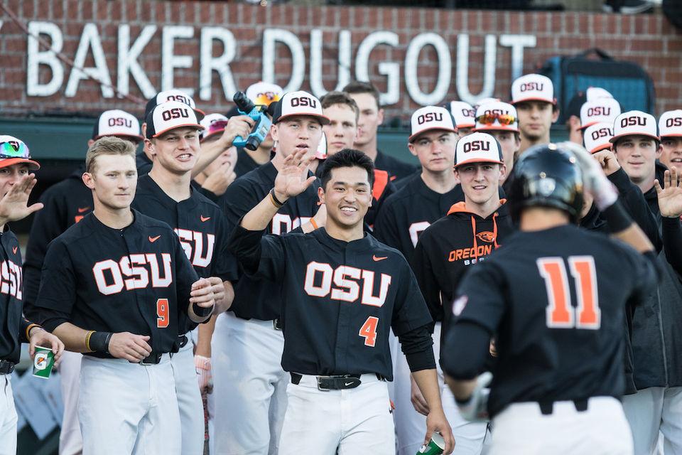 Oregon at Oregon State baseball