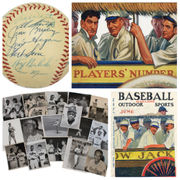 10 Cleveland Indians items from the past up for auction