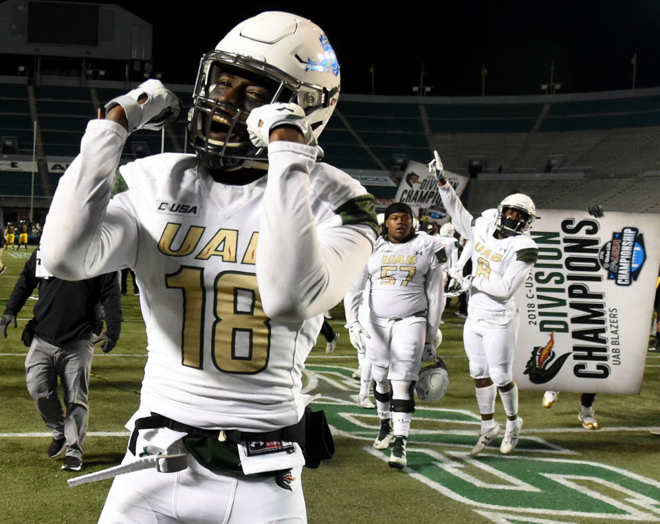 5 takeaways from UAB's win over USM, top 25 ranking