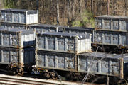 Last of the New York sewage sludge cars leaves Parrish