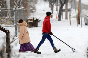 A major winter storm is bearing down on Upstate New York. We've updated the National Weather Service snowfall forecasts for the storm. Click on where you live to see how much total snow is forecast to fall in your neighborhood from 7 a.m. Saturday through 7 p.m. Monday. You can find complete coverage of the storm on our weather page.