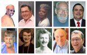 Obituaries in the Patriot-News, Oct. 7, 2018