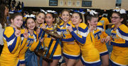 CYO Archdiocesan Cheerleading 2018: Holy Child, OLHC are the top Biddies