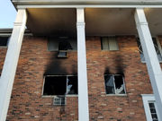 Mother and 4-year-old daughter escape Saginaw Township apartment fire