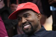 Kanye West uses 'Blexit' fashions to encourage African-Americans to abandon Democratic Party