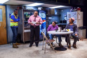 Detroit autoworkers confront an industry's demise in 'Skeleton Crew'