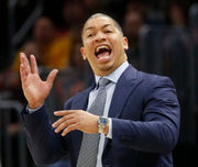 Cleveland Cavaliers coach Ty Lue needed to step away -- Terry Pluto (photos)