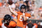 Oregon State football: Photos from Saturday's scrimmage in Reser Stadium