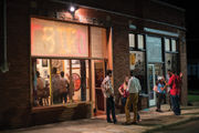 Collaborative community space hosts music, art shows